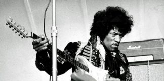 Jimi Hendrix blues rock
