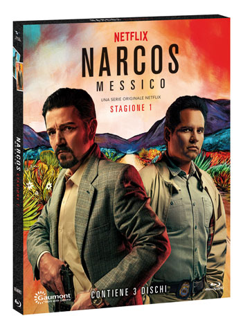 Narcos Messico, Home Video, Dvd, Blu-ray