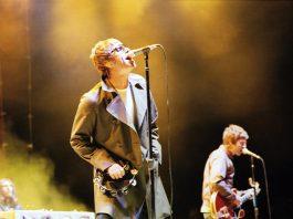 Oasis Noel Gallagher Liam Gallagher