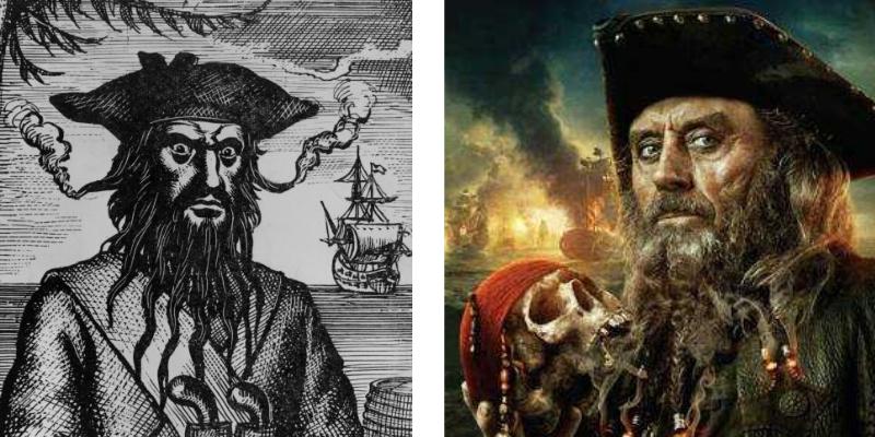Pirati dei Caraibi, Barbanera