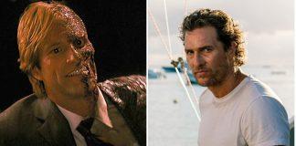 Matthew McConaughey e Harvey Dent