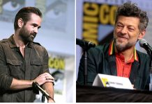 The Batman Colin Farell e Andy Serkis