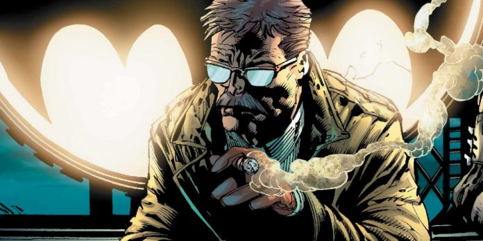 The Batman, commissario Gordon