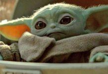 Serie da vedere du Disney Plus, The Mandaloria, Baby Yoda