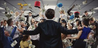 The Wolf of Wall Street curiosità