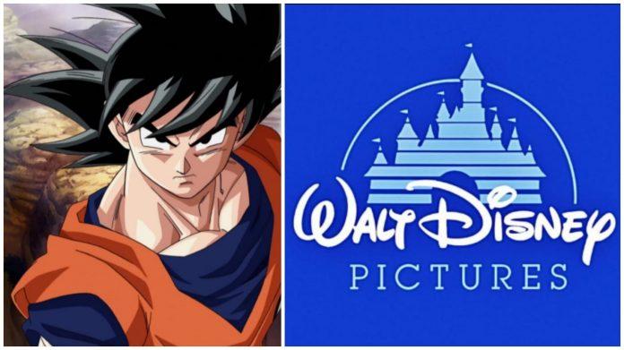 dragon Ball e Disney
