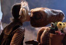 ET - L'extraterrestre via da Netflix