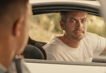 Brian O'Conner interpretato da Paul Walker in Fast and Furious