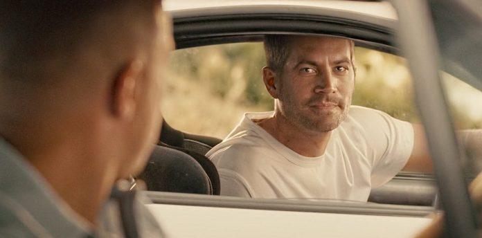 Brian O'Conner interpretato da Paul Walker in Fast and Furious