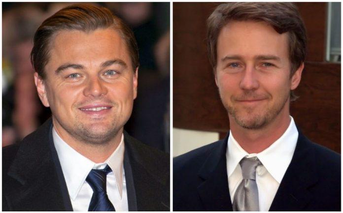 Edward Norton salvò la vita a Leo DiCaprio