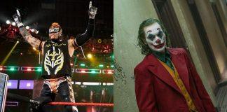 Rey Mysterio omaggia Joker