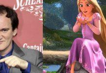 Tarantino Rapunzel Frozen