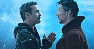 Avengers Iron Man Doctor Strange Sherlock Holmes