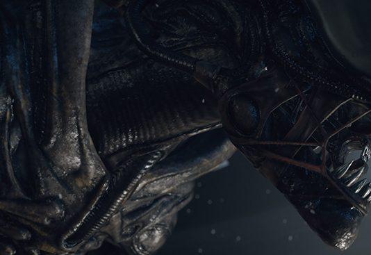 xenomorfo alien, gargoyle