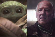 Baby Yoda e Herzog in The Mandalorian