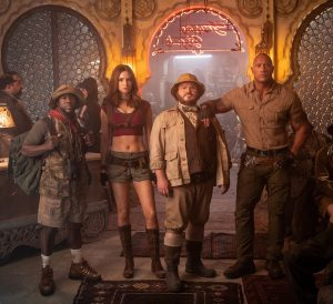 Jumanji: The Next Level, la recensione
