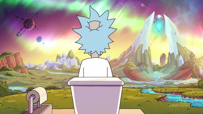 Rick & Morty 4