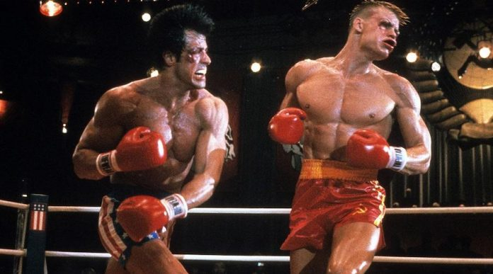 Rocky IV, razzie award