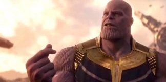 Trump diventa Thanos
