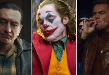 Golden Globe 2020, The Irishman, Joker, Cera una volta a Hollywood