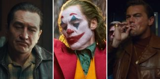 Golden Globe 2020, The Irishman, Joker, Cera una volta a Hollywood
