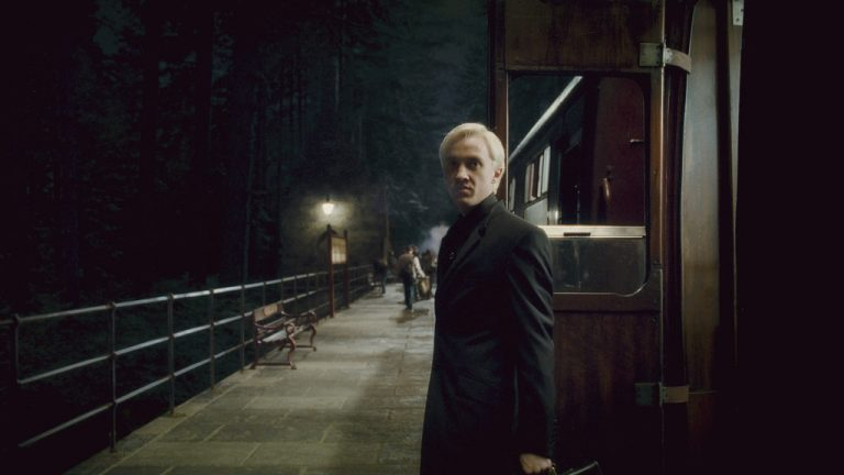 harry potter, tom felton