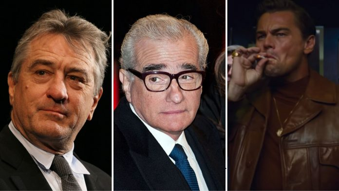 Killers of the flower moon - de niro, scorsese, dicaprio