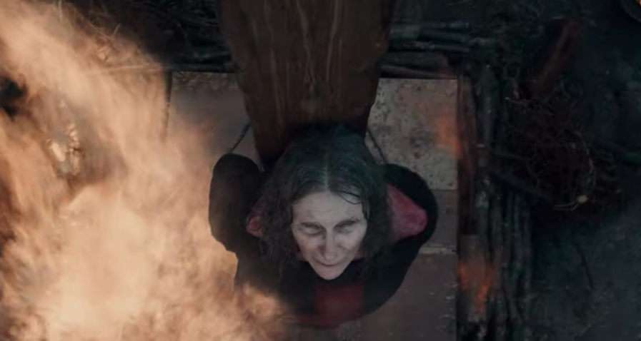 Luna Nera: ecco il teaser trailer della nuova serie italiana Netflix
