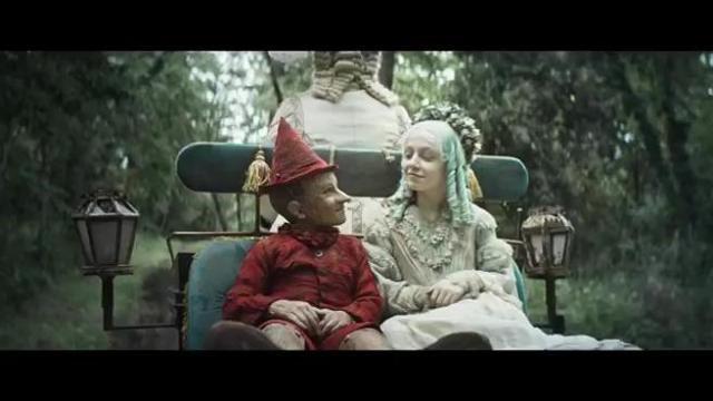film al cinema a dicembre, Pinocchio, Garrone