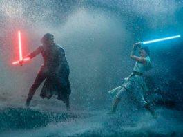 Star Wars 9, Kylo vs Rey