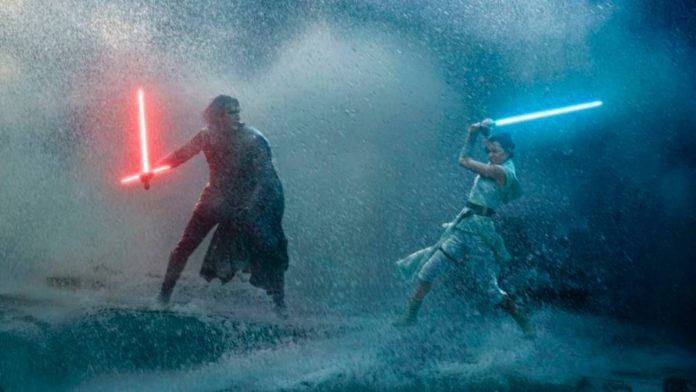 Star Wars 9, Kylo vs Rey