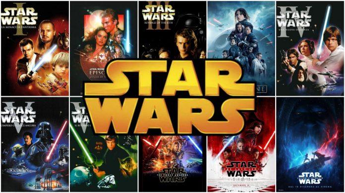 classifica star wars film