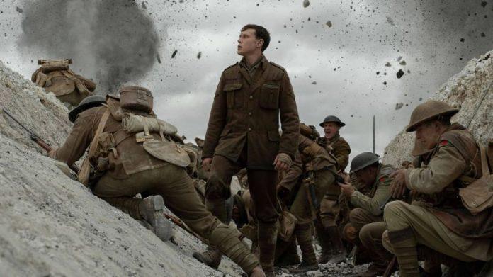 Film al cinema, a gennaio al cinema, film da vedere, 1917, sam mendes