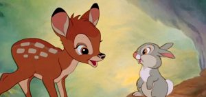 Bambi, live action