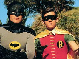 Batman, burt ward