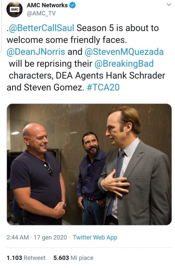 Better Call Saul, Hank