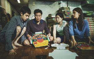 Bong Joon-Ho, Parasite, serie tv