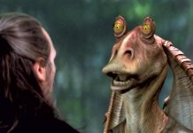 Jar Jar Binks, Obi-Wan