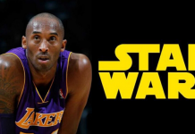Kobe Bryant, Star Wars