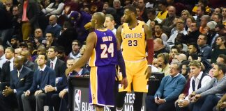 Lebron James Kobe