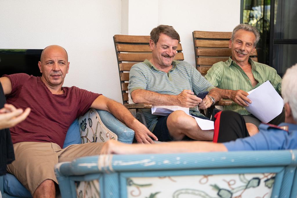 Dopo 3 anni, il trio Aldo,Giovanni e Giacomo ci propongono 'Odio l'estate'