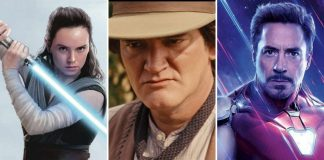Star Wars, Tarantino e Iron Man