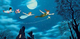 Peter Pan e Wendy volano