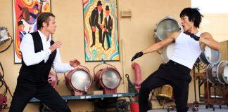 Quentin Tarantino, Cina