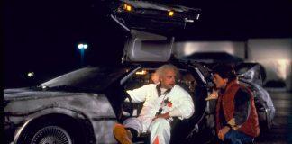 Fisico, macchina del tempo, Ritorno al futuro, DeLorean