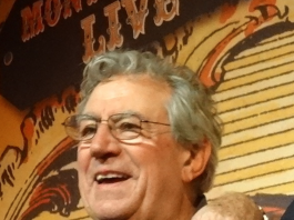 Terry Jones morto