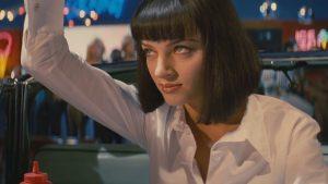 Uma Thurman, Che tempo che fa, Pulp Fiction