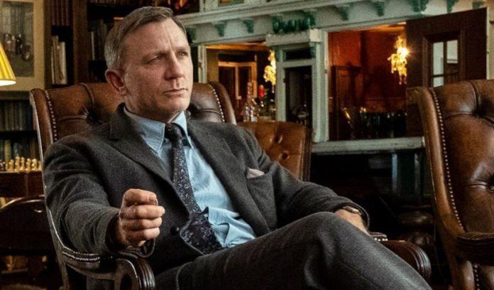 Daniel Craig in Cena con Delitto