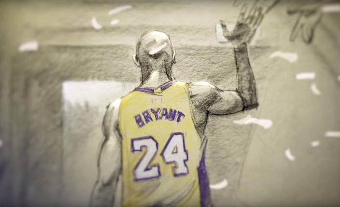 dear-basketball, kobe bryant