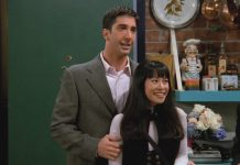 David Schwimmer, Friends